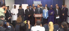 Area Muslim Leaders Denounce ISIS, Extremism
