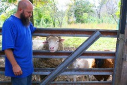 Urban Farm Raises Goats, Sheep, and Young Men