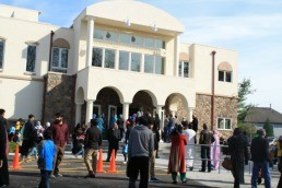 ALLAHU AKBAR: Finally, Athan Sounds from Masjid In Germantown