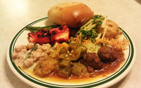 Dining Out Lal Qila Teppanyaki Grill Seafood Buffet